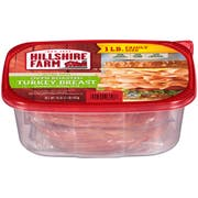 Hillshire Farm Lunchmeat Oven Roasted Turkey Breast, 1 Pound -- 6 per case.