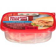 Hillshire Farm Lunchmeat Thin Smoked Ham, 8 Ounce -- 9 per case.
