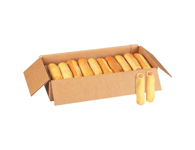 Kraft Oscar Mayer Beef and Pork Corn Dog, 4.25 Pound -- 1 each.