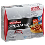 Lunchable Pepperoni Pizza Single Serve Convenience Meal, 14.7 Ounce -- 6 per case.