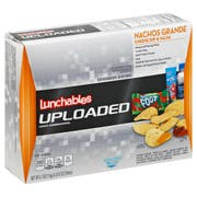 Lunchable Single Serve Nacho Convenience Meal, 14.1 Ounce -- 6 per case.