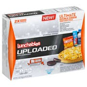 Lunchable Single Serve Cheese Pizza Convenience Meal, 15.3 Ounce -- 6 per case.