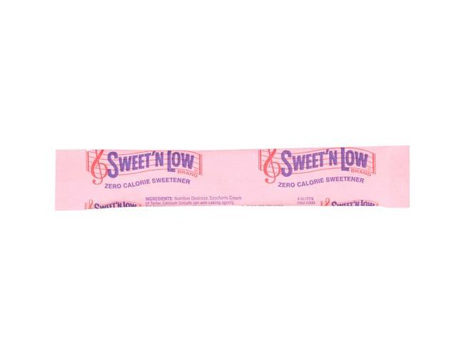 Sugar Foods Sweet N Low European Stick -- 2000 per case.