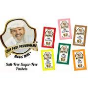 Magic Seasoning Blends Packet - Salt Free Sugar Free Toasted Onion and Garlic -- 500 per case.