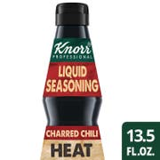 Single Knorr Professional Ultimate Intense Flavor Liquid Seasoning Charred Chili Heat, 13.5 ounce -- 1 each