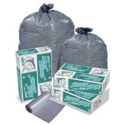 Pitt Plastics 56 Gallon 42.5 x 48 Can Liner -- 100 per case.