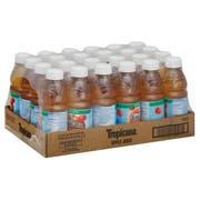 Tropicana Seasons Best Juice, Apple -- 24 Bottle 10 Ounce