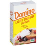 Domino Light Brown Sugar, 25 Pound Bag -- 1 each.