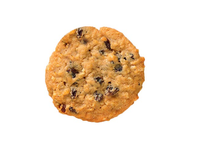Davids Oatmeal Raisin Cookie, 4 Ounce -- 32 per case.