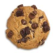 Davids Cookies Triple Chocolate Chip Cookie Dough, 4.5 Ounce -- 45 per case.
