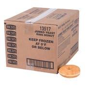 Rich Jumbo Ring Donut, 2.5 Ounce -- 48 per case.