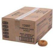 Richs Ready To Finish Pumpkin Cake Donut, 2.5 Ounce -- 84 per case
