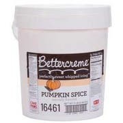 Richs Naturally Flavored Pre Whipped Pumpkin Spice Buttercreme Icing, 9 Pound -- 1 each