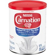 Nestle Carnation Instant Nonfat Dry Milk, 22.75 Ounce Canister Tray -- 4 per case