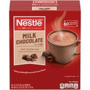 Nestle Milk Chocolate Hot Cocoa Mix, 0.713 Ounce -- 360 per case.