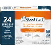 Good Start Baby Gentle Ready To Feed Formula, 8.45 Fluid Ounce -- 24 per case.