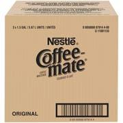 Coffee-Mate Original Liquid Bulk Creamer - 192 oz. pack, 3 packs per case