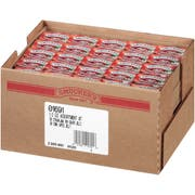 Smuckers Assortment 7 Jelly, 1/2 Ounce -- 200 per case