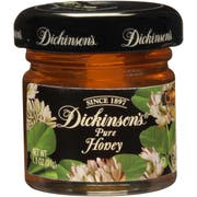 Dickinsons Pure Honey, 1.1 Ounce -- 72 Per Case.