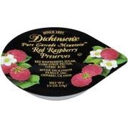 Dickinson Red Raspberry Preserves, 1/2 Ounce -- 200 per case.