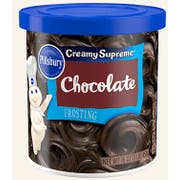 Pillsbury Chocolate Frosting, 16 Ounce -- 8 per case