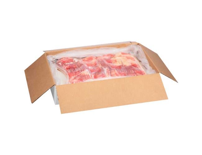 Farmland Laurel Slice Slab Bacon, 15 Pound -- 1 each.