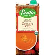 Pacific Organic Creamy Tomato Soup, 32 Fluid Ounce -- 12 per case.
