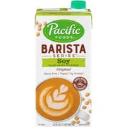 Pacific Foods Barista Series Soy - Original, 32 Ounce -- 12 per case.