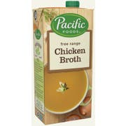 Pacific Free Range Chicken Broth, 32 Fluid Ounce -- 12 per case