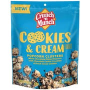Crunch N Munch Sweet Creations Popcorn Clusters, 5.5 Ounce -- 48 per case