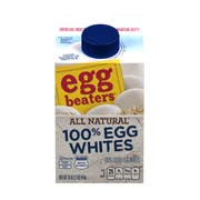 Egg Beaters Natural 100 Percent Egg Whites, 16 Ounce -- 6 per case.