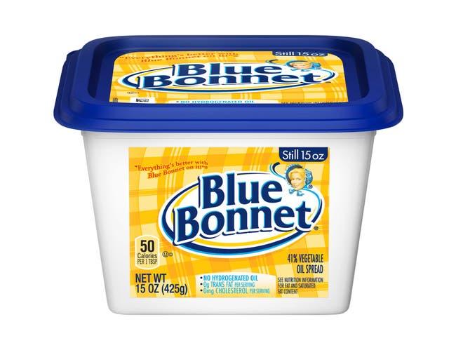 Blue Bonnet Soft Spread Bowl,15 Ounce -- 12 per case.
