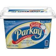 Parkay Margarine Spread, 13 Ounce Bowl -- 12 per case.