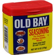 Old Bay Seasoning, 6 Ounce -- 8 per case.