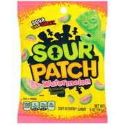 Sour Patch Watermelon Soft and Chewy Candy, 5 Ounce -- 12 per case