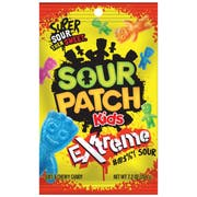 Sour Patch Extreme Candy, 7.2 Ounce -- 12 per case.