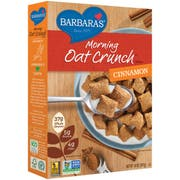 Barbaras Bakery Cinnamon Crunch Shredded Oats, 14 Ounce -- 6 per case