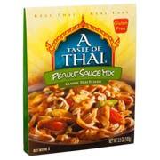 A Tast of Thai Peanut Sauce Mix, 3.5 Ounce -- 24 per case