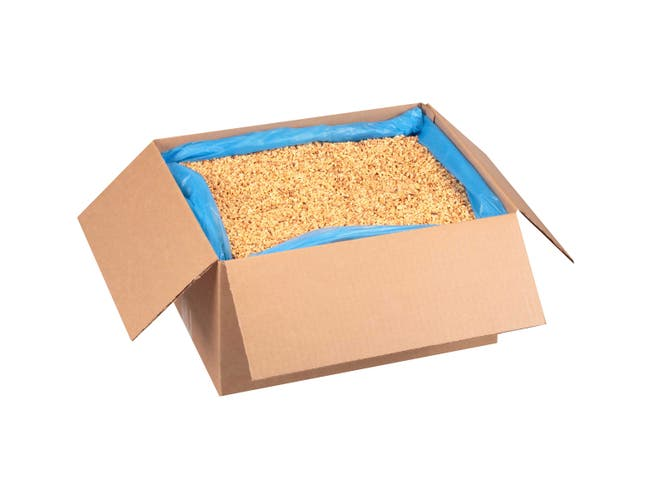 Fisher Dry Roasted Granulated Peanut, 30 Pound -- 1 each.
