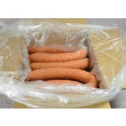 Eddy Pork and Beef Jalapeno and Cheese Sausage Ring, 10.5 Pound -- 1 each.