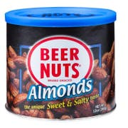Beer Nuts Almond Can, 12 Ounce -- 6 per case.