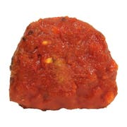 Advance Pierre Fully Cooked Meatloaf with Cheese Added Topped with Ketchup, 2.9 Ounce -- 100 per case.