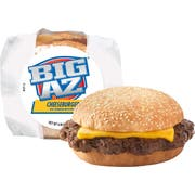 Advance Food Company Big AZ Cheeseburger, 8.9 ounce -- 10 per case
