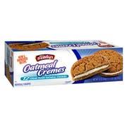 Mrs.Freshleys Oatmeal Creme Pie Snack, 16 Ounce -- 288 per case.