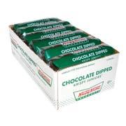Krispy Kreme Chocolate Doughnut, 3 Ounce -- 12 per case.
