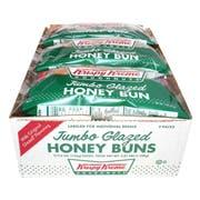 Krispy Kreme Jumbo Glazed Honey Bun, 5 Ounce -- 9 per case.