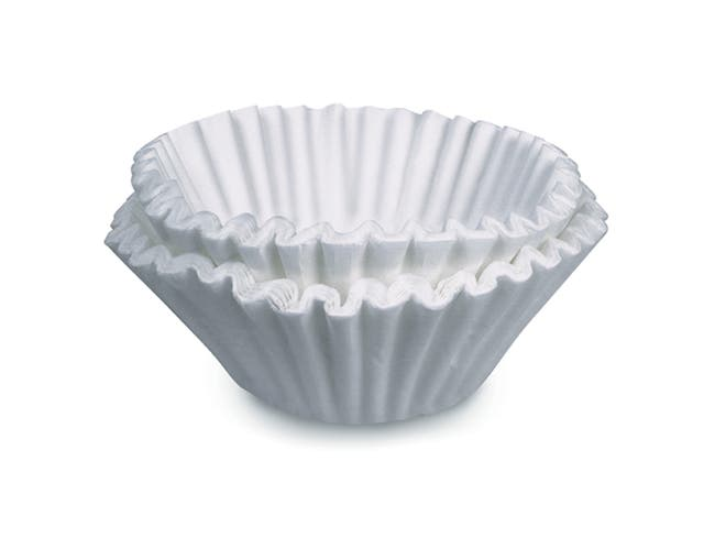Bunn Quality Paper Coffee Filter, Regular Fast Flow, 2 Case -- 500 Count