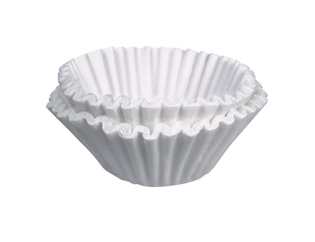Bunn Quality Paper Coffee Filter,Regular 12 Cup,Bagged 2 Bag -- 500 Count.
