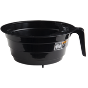 Bunn Black Plastic Splashguard Funnel with Decals, 7.12 inch Width -- 1 each