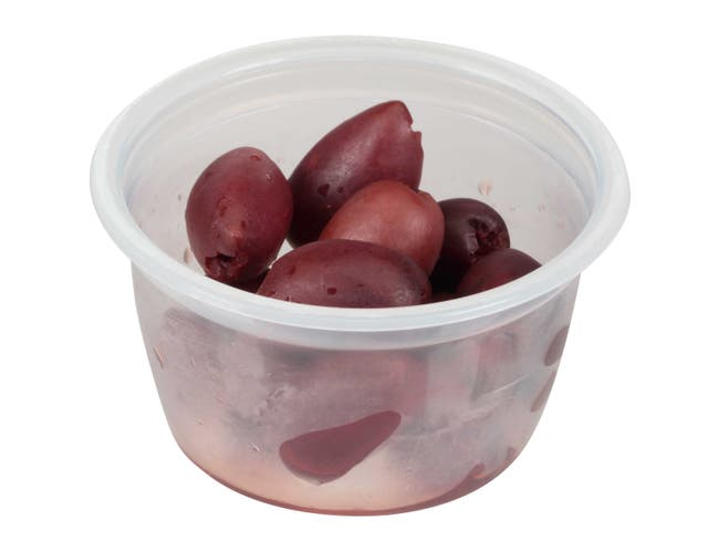 Pearls Kalamata Pitted Olives, 5.6 Ounce -- 6 per case.